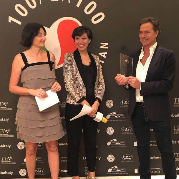 Massimo's Gelato Award